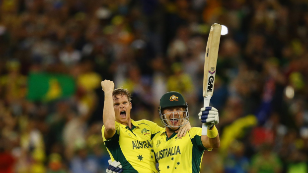Article image for Smith backs one-day cricket's popularity