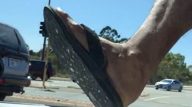 Article image for Another Perth road rage attack caught on camera