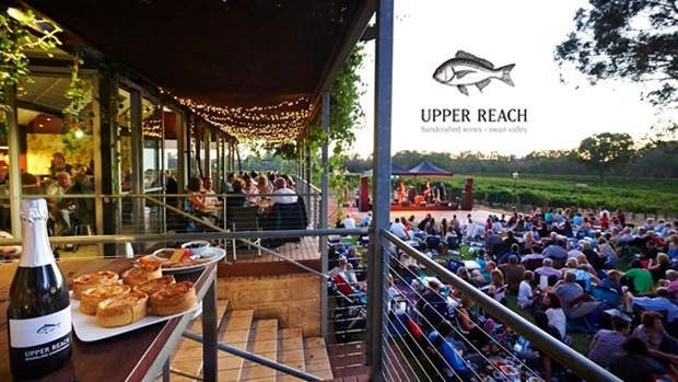 Article image for Upper Reach Winery Twilight Concert Series