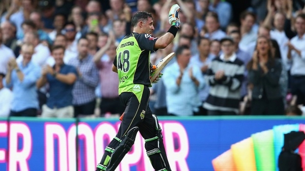 Article image for Sydney Thunder complete historic clean sweep of Sydney Sixers