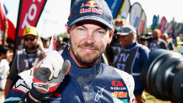 Article image for First to Aussie win Dakar Rally