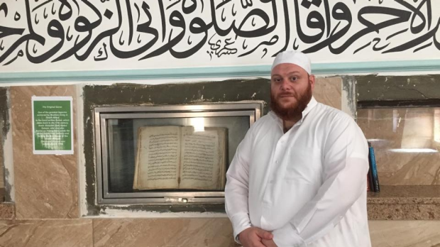 Article image for Muslim leader refuses to condemn shady Sheikh