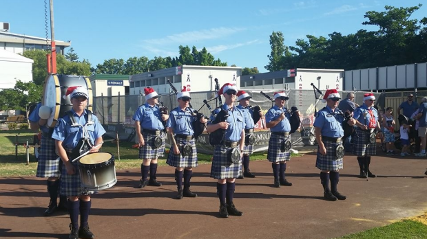 Article image for Police band has no plans to pipe down