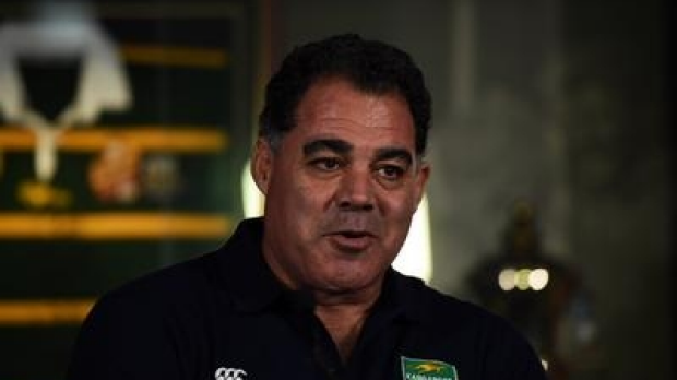 Article image for Meninga aims to reinvigorate Kangaroos jersey