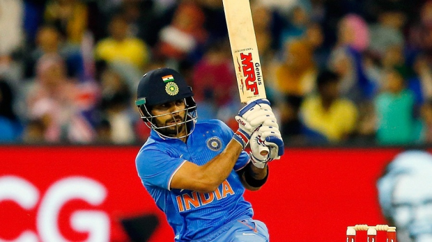 Article image for India cruise to victory in T20 series.