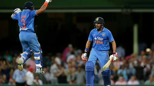 Article image for India clean-sweep Australia 3-0 in Twenty20 series