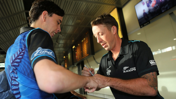 Article image for No regrets for Ronchi