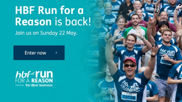 Article image for HBF Run for a Reason