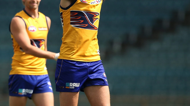 Article image for Josh Kennedy says team is ready for 2016 season