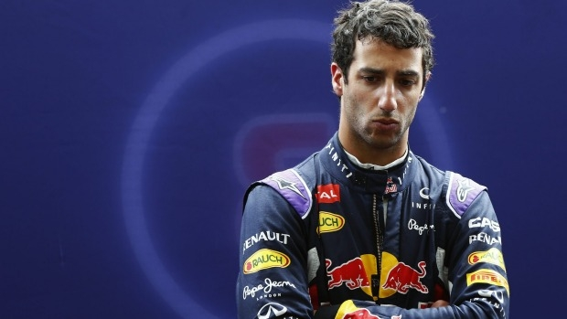 Article image for Reserved Ricciardo ready for season ahead