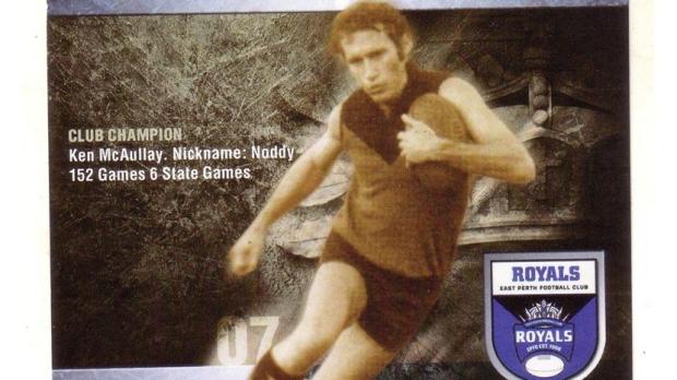 Article image for Throwback Thursday – Ken 'Noddy' McAullay