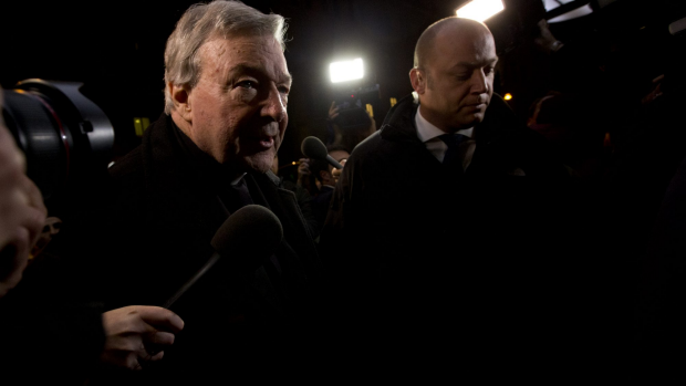 Article image for Pell lynch mob silenced