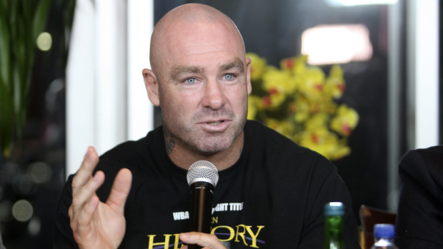 Article image for Could Perth host a heavyweight world title fight?
