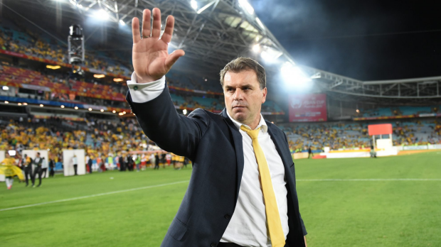 Article image for Postecoglou: A-League needs to go to 'next level'