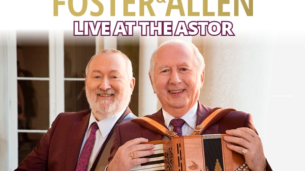 Article image for Foster and Allen are back in Perth for the 40th Anniversary Tour