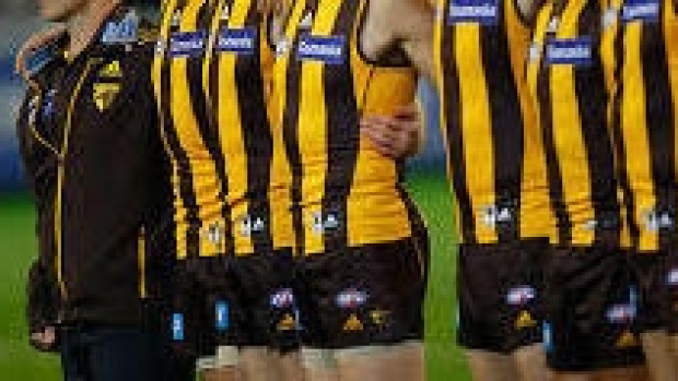 Article image for Hawthorn Premiership star in trouble?
