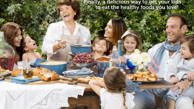 Article image for Yia Yia's secrets for fussy eaters