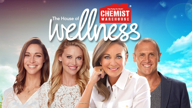 Article image for PODCAST: The latest from the House of Wellness