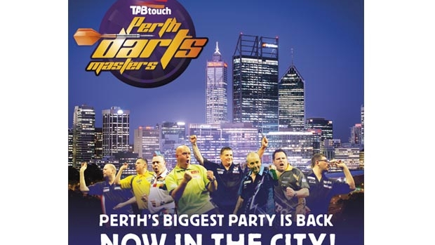 Article image for 2016 Perth Darts Masters