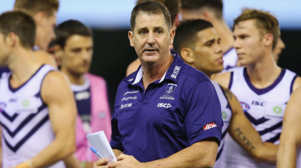 Article image for Bottom of the table clash for Freo