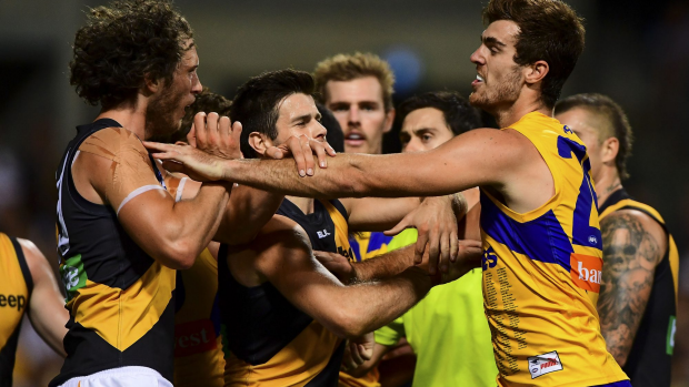 Article image for Simpson pleased by performance, Priddis 100 per cent