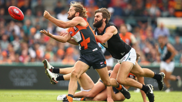 Article image for Giants aiming to build resilience