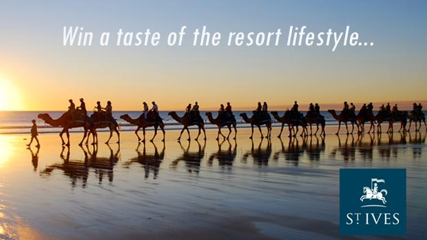 Article image for Win a luxury escape to Cable Beach Club Resort and Spa