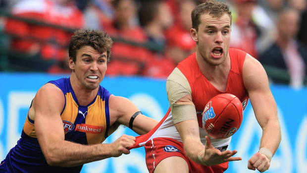 Article image for GAME DAY: Swans too good for Eagles
