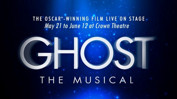 Article image for Win a double pass to see Ghost the Musical live at Crown Theatre