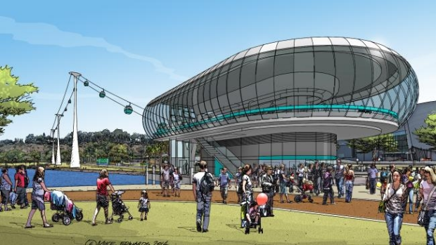 Article image for Perth's cable car plan