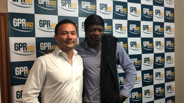 Article image for Stephen K Amos: The Laughter Master