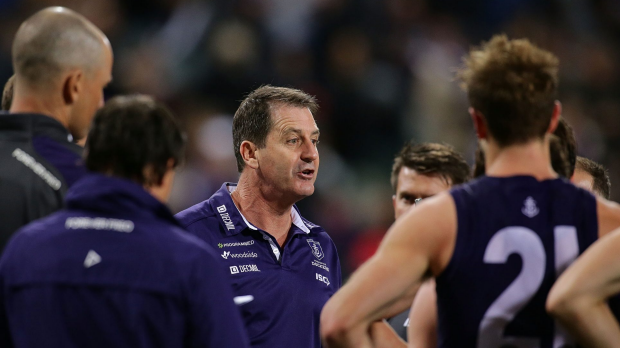Article image for Barlow says Fremantle are working hard to turn around their fortunes