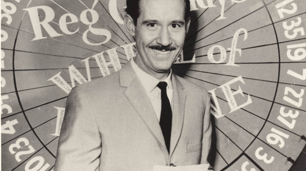 Article image for The life of Reg Grundy according to John Burgess