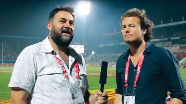 Article image for Two blokes in search of 365 sports in one year