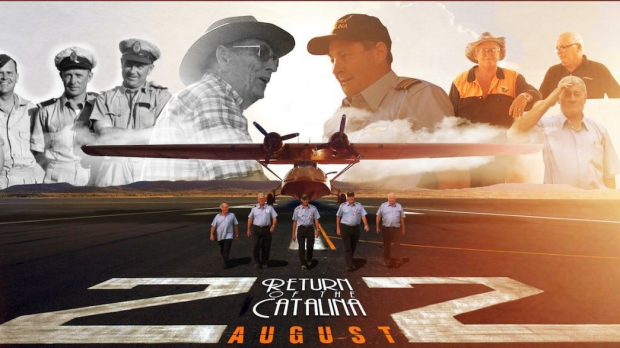 Article image for Perth pilots remembered in WWII movie