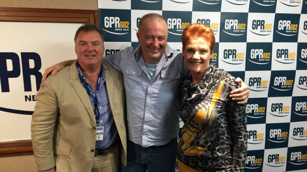 Article image for Pauline Hanson appeals to WA voters