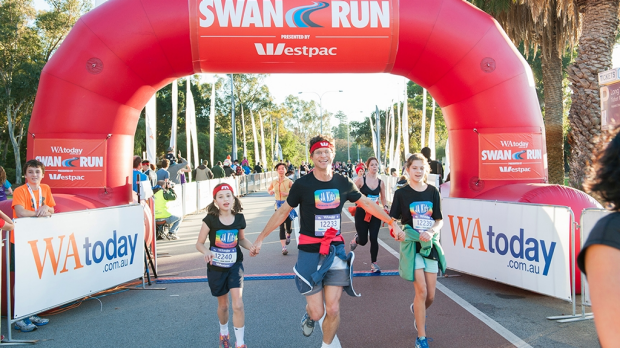Article image for WAtoday Swan River Run