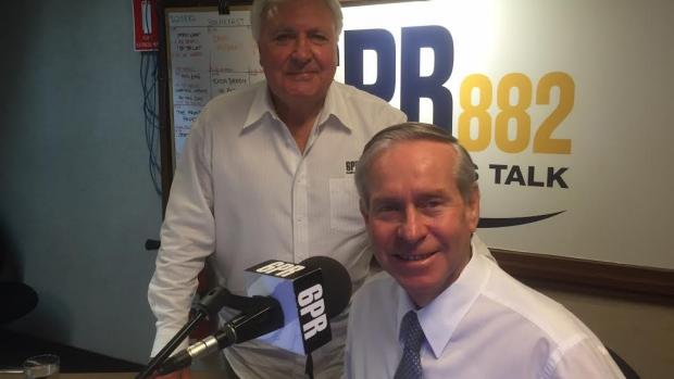 Article image for Barnett will walk for 'better option' as leader