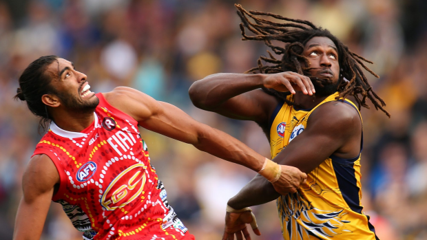 Article image for Eagles to carefully manage Nic Nat