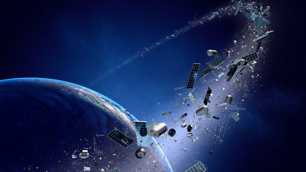 Article image for Gingin helps with space junk