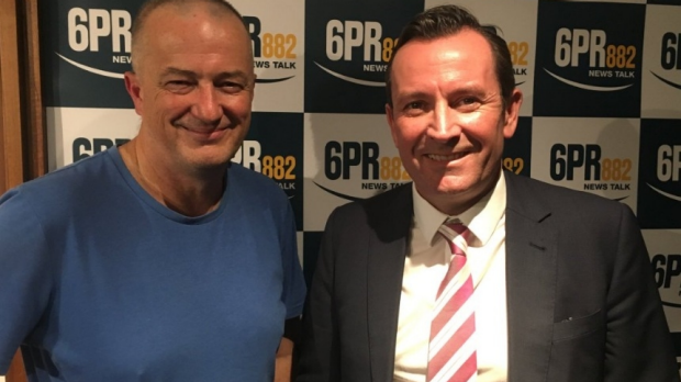 Article image for Opposition Leader Mark McGowan