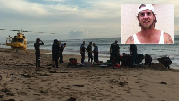Article image for Mandurah man remains critical after shark attack