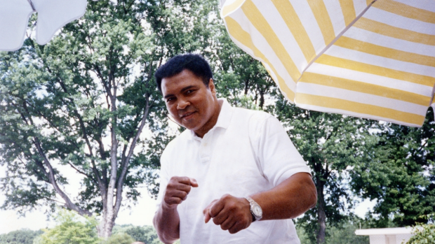 Article image for Johnny Wakelin remembers Muhammad Ali