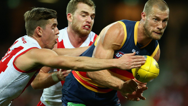 Article image for Thompson back for Crows