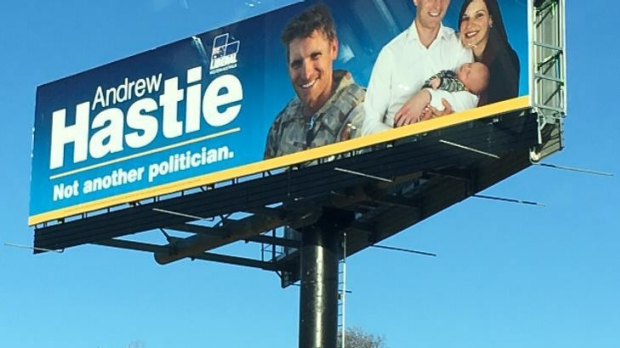 Article image for Andrew Hastie responds to Army's sacking