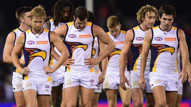 Article image for GAME DAY: Crows steal win from Eagles nest