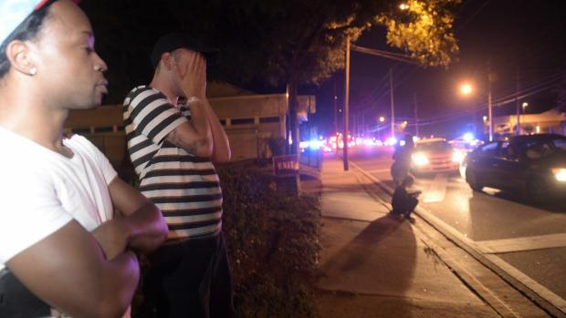Article image for Orlando shooter on FBI radar but granted gun licence