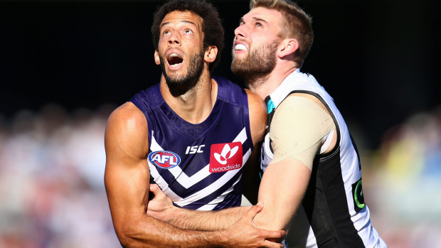 Article image for GAME DAY: Freo power through third win