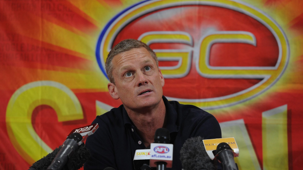 Article image for McKenna proud of Gold Coast time