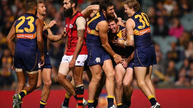 Article image for GAME DAY: Eagles beat Essendon